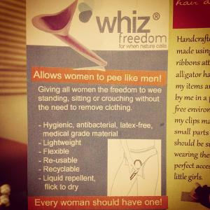 Posted on r/pics: Women of reddit, would you use this?