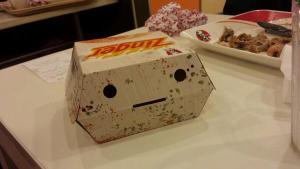 Zinger box is judging you #fb @FacesPics