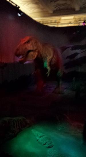 T-Rex/Grimlock!