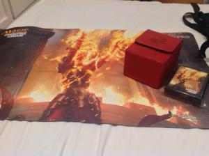 Well #gplondon was a bust, I scrubbed out of the SSS as well. But at least there's swag!