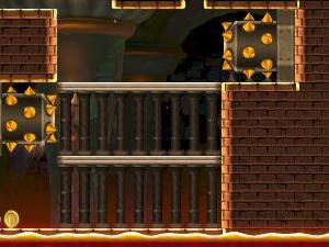 Posted in MiiVerse's Super Mario Maker Community: Spoony Castle  (2585-0000-01F7-0982)