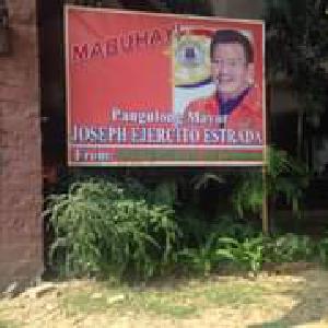 Bilang second placer sa halalan, pwedeng sumunod si Roxas sa mga yapak ni Erap. Takbo na lang syang mayor ng Cubao