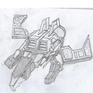 Laserbeak #sketchdaily #transformers