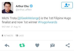 Wow. Eto ang worthy of Pinoy Pride! David Ramirez your turn next!