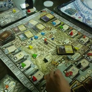 Also won Lords of Waterdeep!