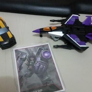 Skywarp! #transformers