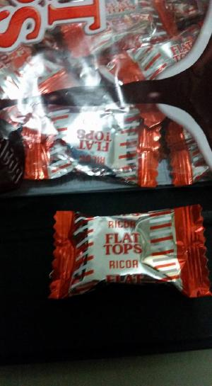 Change has indeed come… iba na wrapper ng flat tops!