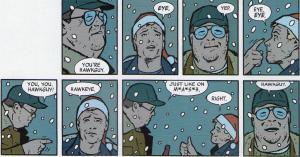 Hawkeye (2012) #7 by Matt Fraction and David Aja