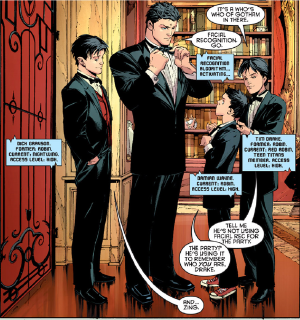 Batman (New 52) #1 by Scott Snyder and Greg Capulo