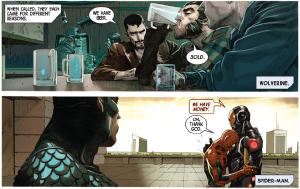 Avengers (2012) #1 by Jonathan Hickman and Jerome Opena