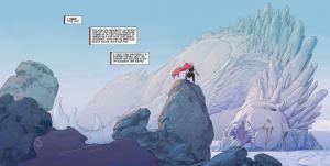 Thor God of Thunder #3 by Jason Aaron and Esaad Ribic