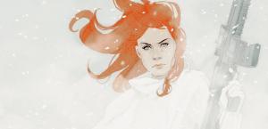 Black Widow by Phil Noto