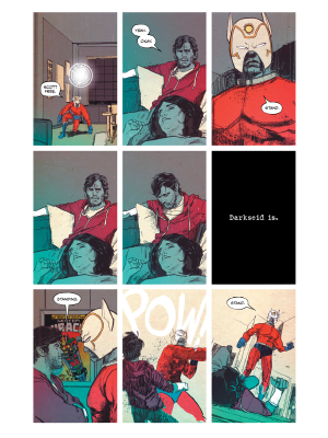 Mister Miracle (2018) #1 by Tom King and Mitch Gerads