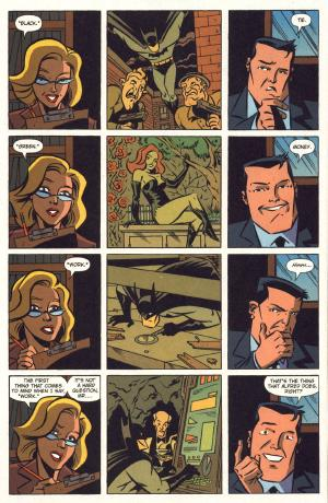 riddle-for-the-riddler: This is from Batman: Gotham adventures Vol 2 #9.