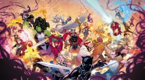 cantstopthinkingcomics: War of the Realms by Russell Dauterman