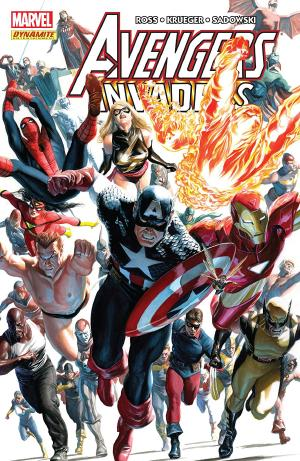 browsethestacks: The Marvel(ous) Cover Art Of Alex Ross
