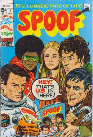 comicbookcovers: comicbookcovers: Recursion  Happy groundhog day!