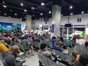 The Araneta center busport