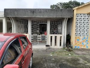 My grandparents' mausoleum (Is that the proper term?)