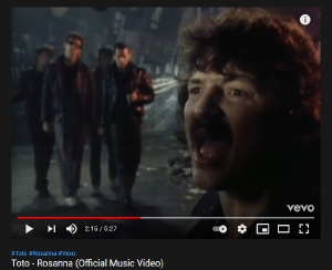 The guy from Toto looks like Pedro Pascal