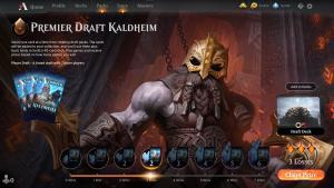 Drafting Kaldheim ep1 https://www.twitch.tv/twitchyroy #twitch #mtg #magicarena #kaldheim Ran RW, only managed a meager 3-3, but that's plenty since I feel like I drafted terribly lol. YT: https://www.youtube.com/watch?v=zao0PjGKlyw