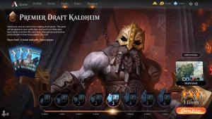 Drafting Kaldheim ep2 https://www.twitch.tv/twitchyroy #twitch #mtg #magicarena #kaldheim Today's draft went slightly better than the last one, though I still lost to some mana issues because I went for the greedy 5-color snow build. YT: https://www.youtube.com/watch?v=EKkEC5DEe8E