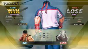 After five years of languishing in the bronze ranks of Street Fighter V, I somehow managed to break through to silver!! #gaming