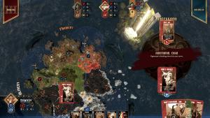 """Over the past couple of years, I've been regularly playing digital boardgames online on Steam with one of my friend groups, I thought I'd do reviews of them. Today's review is for Blood Rage: Digital Edition. This is a Norse mythology themed game based on a IRL boardgame. It's one of those """"place your guys on the map"""" boardgame where each player vies for control of provinces. The game is divided into three ages, and at the end of each age one of the provinces is destroyed as part of ragnarok."""