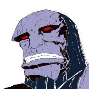 Darkseid is. #sketchdaily 92/365