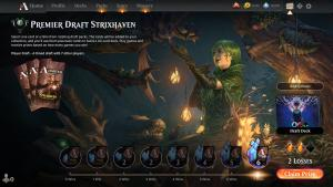 Wednesday afternoon Strixhaven draft(s?)! https://www.twitch.tv/twitchyroy #mtg #magicarena #twitch #strixhaven Had a great draft! I went Quandrix+Prismari and managed to go 7-2. Very explosive. One of those losses was actually due to the server giving me a defeat without even going to a match, so I might even get reimbursement! YT: https://www.youtube.com/watch?v=gZh3aDWWcdQ