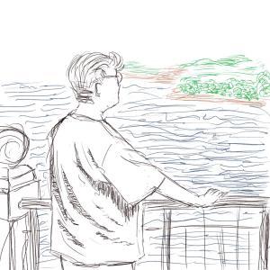 May 21 2021 #sketchdaily 140/365 (Correction: 141/365)