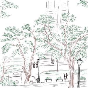 May 22 2021 #sketchdaily 141/365 (Correction: 142/365)
