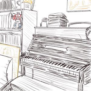 May 24, 2021 #sketchdaily 143/365 (Correction: 144/365)