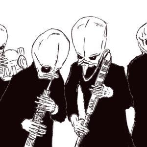Cantina band #sketchdaily 194/365