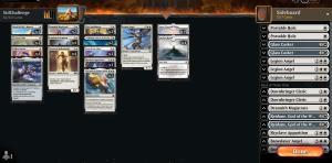 So apparently I'm having a good month on #magicarena. After hitting mythic yesterday I managed to win the standard challenge today for the first time! Decklist is modified from @urlichmtg (because I didn't have enough WCs lol)