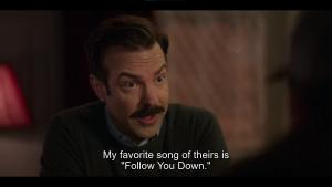 Ted Lasso being absolutely right about Gin Blossoms - Ted Lasso S02E01 #tv