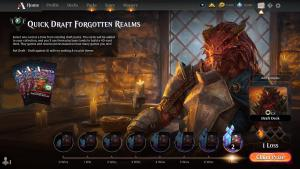 Drafting Adventures in the Forgotten Realms! ep 6 - Quick Drafts! https://www.twitch.tv/twitchyroy #mtgafr #magicarena #twitch It was a bit of longish stream. I did two quick drafts, a mediocre RW run and an excellent BW run that hit 7 wins and got me into platinum! YT: https://www.youtube.com/watch?v=jFaQI99Ksfg