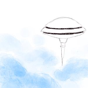Bespin Cloud City #sketchdaily 219/365 PHOTOS PLACEHOLDER